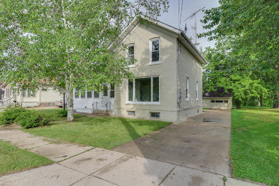 Watertown Single Family Home Active Contingent With Offer: 1126 River Dr