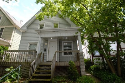 Milwaukee WI Two Family Home For Sale: $249,800