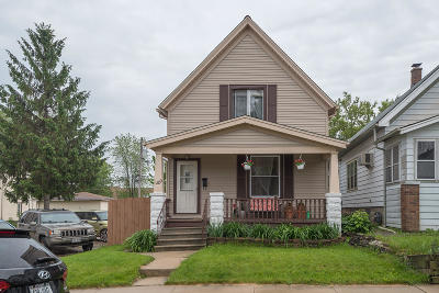 South Milwaukee Single Family Home For Sale: 1209 Michigan Ave