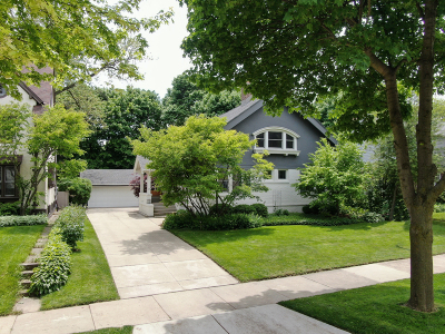 Shorewood Single Family Home Active Contingent With Offer: 2417 E Beverly Rd