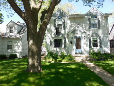 West Allis Single Family Home For Sale: 1327 S 115th St