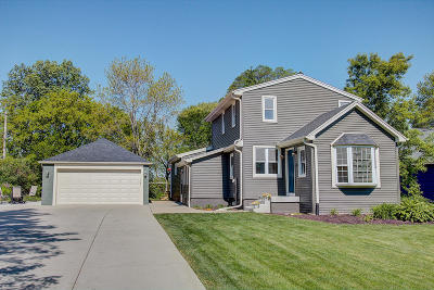 Brookfield Single Family Home Active Contingent With Offer: 3245 Fiebrantz Dr