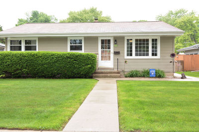 West Allis Single Family Home Active Contingent With Offer: 2920 S 96th St