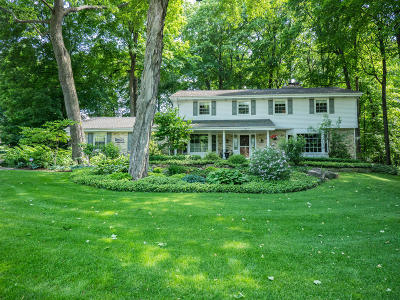 Brookfield Single Family Home For Sale: 19455 Warwick Dr