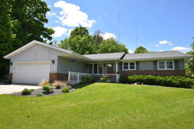 West Bend Single Family Home For Sale: 6567 Walters Dr