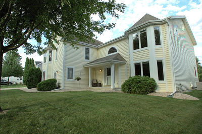 Grafton Single Family Home For Sale: 449 5th Ave