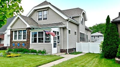 West Allis Single Family Home For Sale: 1530 S 60th St