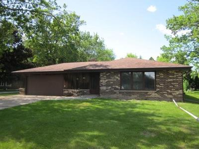 Greenfield Single Family Home For Sale: 3546 W Henry Ave