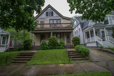 Milwaukee WI Two Family Home For Sale: $315,000