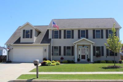 Racine County Single Family Home For Sale: 8417 Camelot Trace