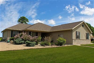 Howards Grove Single Family Home For Sale: 414 Deerfield Dr