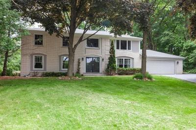 Brookfield Single Family Home For Sale: 13165 Burlawn Ct
