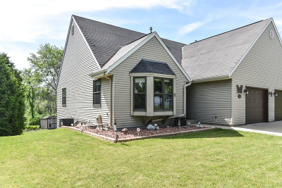 Ozaukee County Condo/Townhouse Active Contingent With Offer: 427 9th Ave