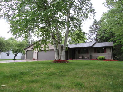Sheboygan Single Family Home Active Contingent With Offer: 4171 S 15th St