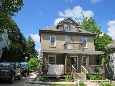 Plymouth Single Family Home Active Contingent With Offer: 418 W Main St