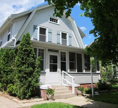 Plymouth Single Family Home For Sale: 104 Eastman St