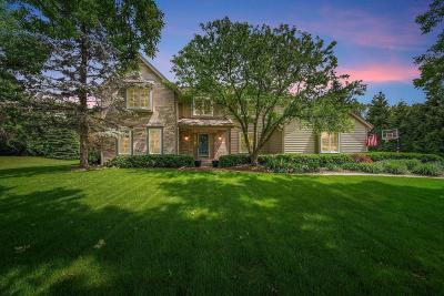 Brookfield Single Family Home Active Contingent With Offer: 20585 Dexter Ct