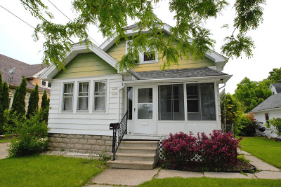 West Allis Two Family Home For Sale: 7710 W Rogers St