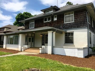 West Bend Single Family Home For Sale: 456 N 8th Ave