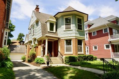 Single Family Home For Sale: 2949 N Hackett Ave