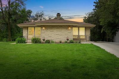 Wauwatosa Two Family Home Active Contingent With Offer: 12318 W Cathedral Ave #12320