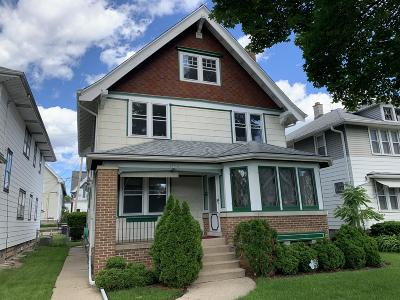 West Allis Single Family Home For Sale: 1506 S 79th St