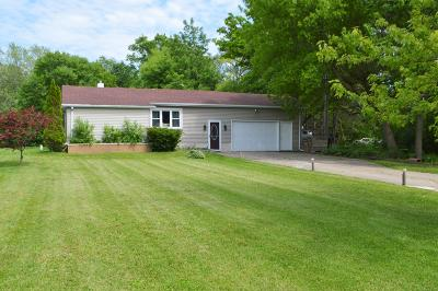 Pleasant Prairie WI Single Family Home For Sale: $195,000