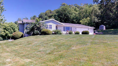 Galesville Single Family Home For Sale: N20042 State Road 53