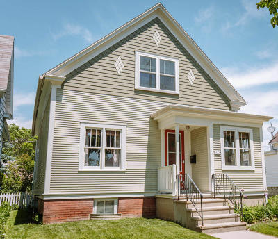 Wauwatosa Single Family Home For Sale: 6532 Vista Ave