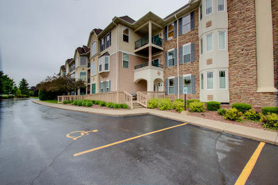 Menomonee Falls Condo/Townhouse Active Contingent With Offer: N74w13737 Appleton Ave #110