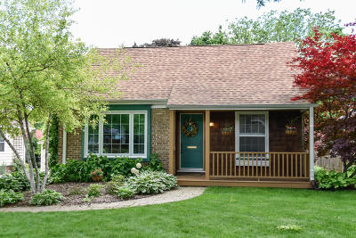 Wauwatosa Single Family Home For Sale: 2238 N 71st St