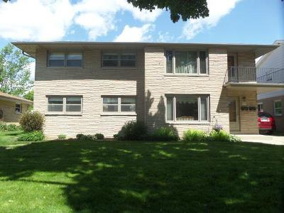 West Allis Two Family Home Active Contingent With Offer: 3020 S 83rd St #3022