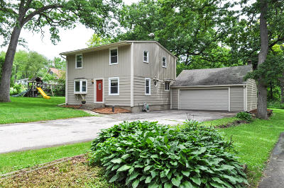 East Troy Single Family Home For Sale: N9190 Maple St