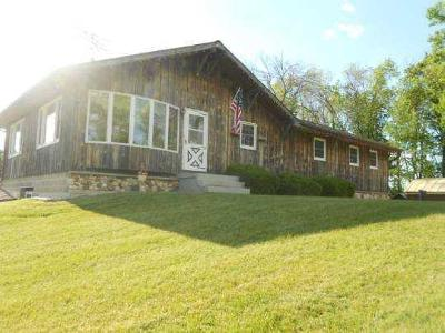Plymouth Single Family Home For Sale: N6580 County Rd Oj