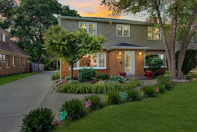 Single Family Home Active Contingent With Offer: 623 Glenview Ave
