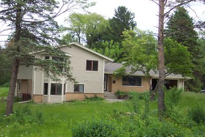 Grafton Single Family Home For Sale: 1426 County Road I