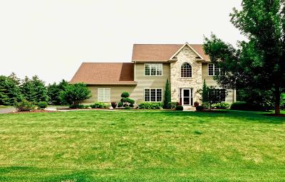 Waukesha County Single Family Home Active Contingent With Offer: N55w15488 Northway Dr