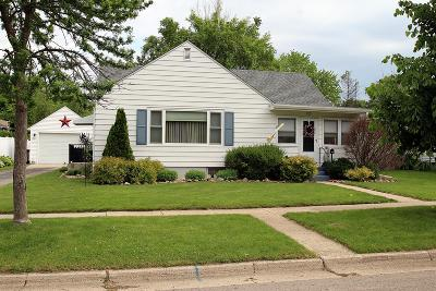 Fort Atkinson WI Single Family Home Active Contingent With Offer: $169,000