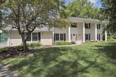 Brookfield Single Family Home For Sale: 2865 Farm Hill Ct