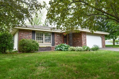 Oconomowoc Single Family Home Active Contingent With Offer: 992 Keats Cir