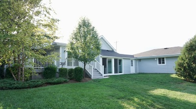 Racine County Single Family Home For Sale: 2707 59th Dr