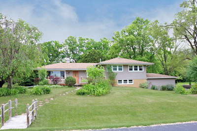 Menomonee Falls Single Family Home Active Contingent With Offer: W177n8536 Lynwood Dr