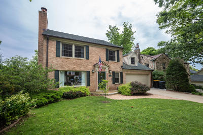 Single Family Home Active Contingent With Offer: 7515 Oakhill Ave