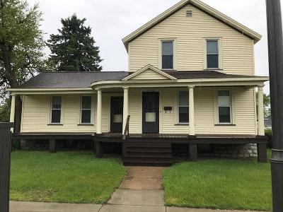 Single Family Home Active Contingent With Offer: 1103 Main St