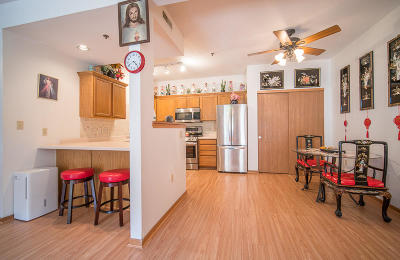 Oak Creek Condo/Townhouse Active Contingent With Offer: 9213 S Aspen Dr #6