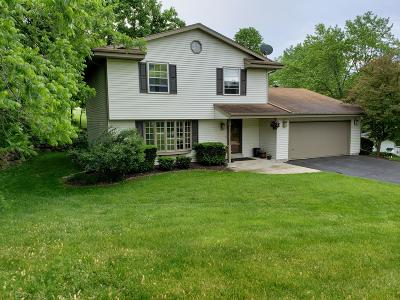Town Richfield, Village Richfield, Hubertus, Colgate Single Family Home For Sale: 3417 Maple Dr