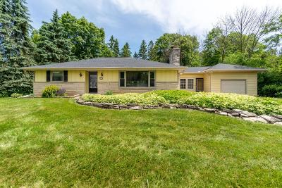Greenfield Single Family Home Active Contingent With Offer: 8224 W Allerton Ave