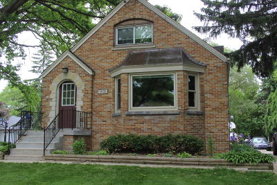 Greenfield Single Family Home Active Contingent With Offer: 4820 S 43rd St