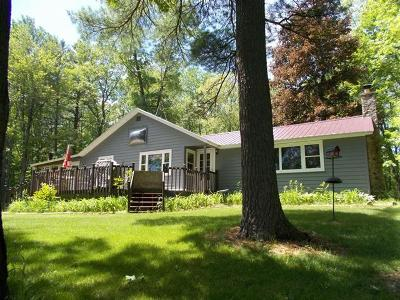 Marinette County Single Family Home For Sale: N7764 Hwy 180