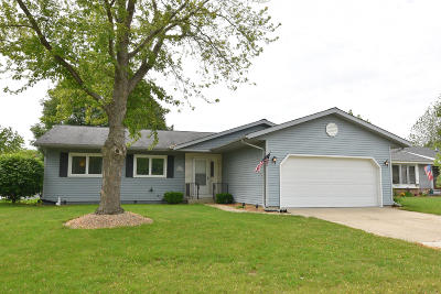 Jackson WI Single Family Home For Sale: $249,900